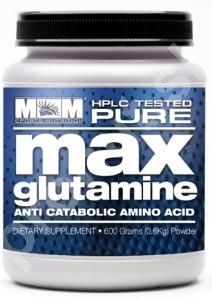 Max Muscle Sports nutrition Max Muscle Max Glutamine - 300g