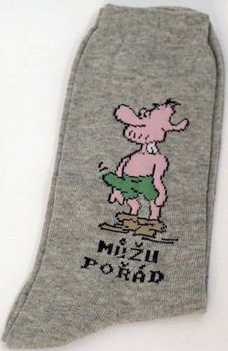 CB Vtipné ponožky Můžu pořát cena od 0,00 €