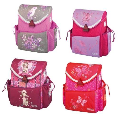 HERLITZ - Školská taška COMPACT pre dievčatá
