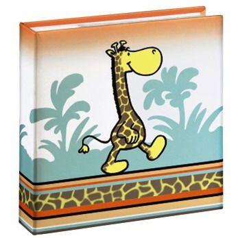 - detský foto album Malá Žirafa 10x15/200 cena od 0,00 €