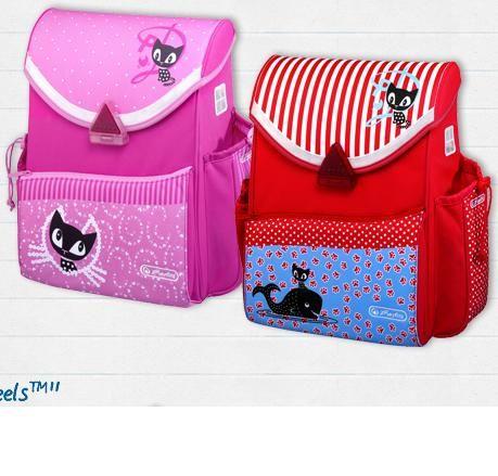 HERLITZ - Školská taška COMPACT De luxe