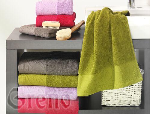 GRENO - Leira - uterák - Bavlna - 50x90 cm uterák