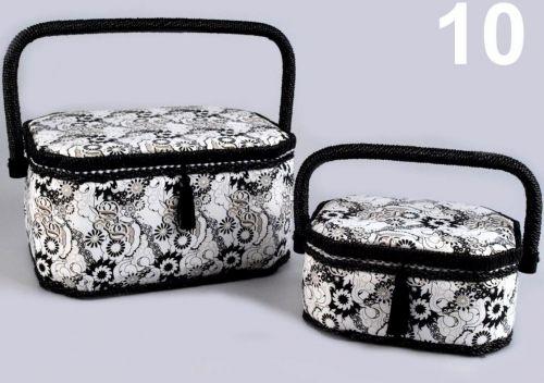- Košík na šijace potreby Mia - 2 kusy súprava, 10-čierny cena od 0,00 €