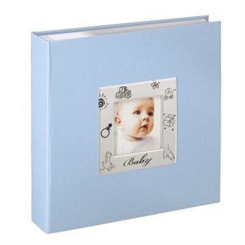 - detský foto album Malte 10x15/200, modrý cena od 0,00 €