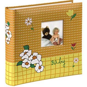 - detský foto album Merle 10x15/200, oranžový cena od 0,00 €