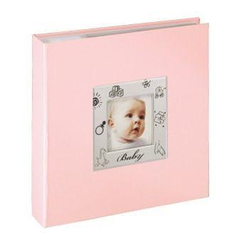 - detský foto album Ronja 10x15/200, ružový cena od 0,00 €