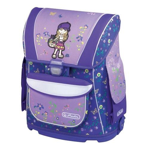 HERLITZ - Školská taška MIDI dievča