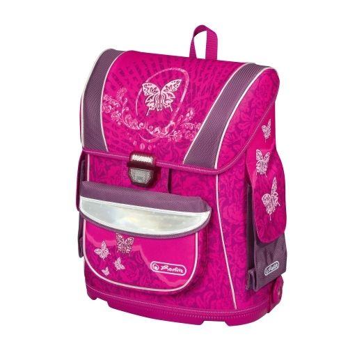 HERLITZ - Školská taška MIDI Motýľ