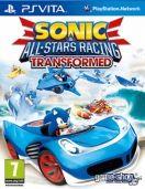 SEGA Sonic All Stars Racing Transformed pre PS VITA