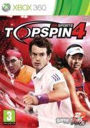 2K Games Top Spin 4 pre XBOX 360 cena od 0,00 €