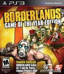2K Games Borderlands Game of the Year pre PS3 cena od 0,00 €
