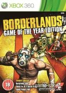 2K Games Borderlands Game of the Year Edition pre XBOX 360 cena od 0,00 €