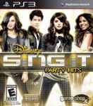 Disney Sing It Party Hits pre PS3
