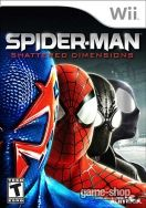 Activision Spider-Man Shattered Dimensions pre Nintendo Wii