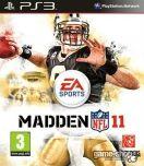 EA Games Madden NFL 11 pre PS3