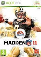 EA Games Madden NFL 11 pre XBOX 360