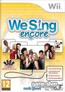 Nintendo We Sing Encore pre Nintendo Wii