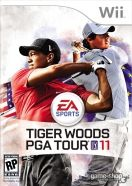 EA Games Tiger Woods PGA Tour 11 pre Nintendo Wii