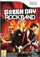 EA Games Rock Band Green Day pre Nintendo Wii