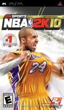 2K Games NBA 2K10 pre PSP cena od 0,00 €