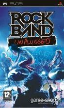 EA Games Rock Band: Unplugged pre PSP