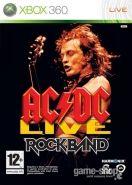 EA Games Rock Band AC/DC Live pre XBOX 360