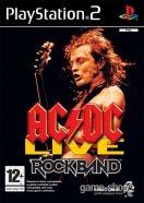 EA Games Rock Band AC/DC Live pre PS2
