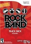 EA Games Rock Band: Song Pack 2 pre Nintendo Wii