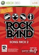 EA Games Rock Band: Song Pack 2 pre XBOX 360