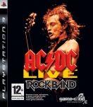EA Games Rock Band AC/DC Live pre PS3
