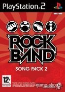 EA Games Rock Band: Song Pack 2 pre PS2