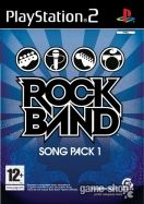 EA Games Rock Band: Song Pack 1 pre PS2