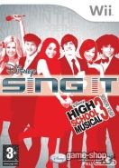 Disney Sing it! High School Musical 3: Senior Year pre Nintendo Wii
