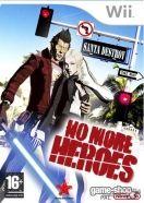 Rising Star Games No More Heroes pre Nintendo Wii