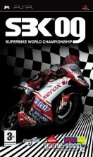 Black Bean SBK-09: Superbike World Championship pre PSP