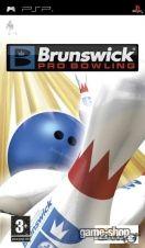 505 Games Brunswick Pro Bowling pre PSP