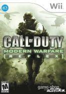 Activision Call of Duty Modern Warfare pre Nintendo Wii