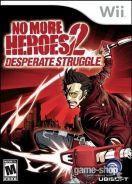 UbiSoft No More Heroes 2 Desperate Struggle pre Nintendo Wii