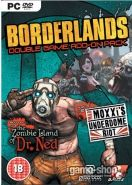 2K Games Borderlands: Double Game Add-On Pack pre PC cena od 0,00 €