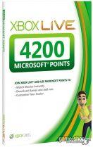 Microsoft points - 4200