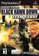 NovaLogic Delta Force: Black Hawk Dawn Team Sabre pre PS2