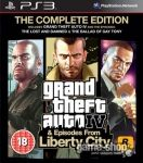 Rockstar Games Grand Theft Auto Complete Edition pre PS3 cena od 0,00 €