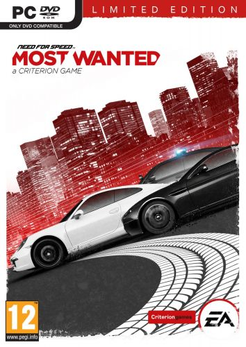 EA Sport Need for Speed Most Wanted 2012 pre PC