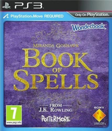 SONY Book of Spells PS3