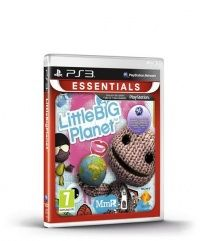 SONY LittleBigPlanet Essentials pre PS3