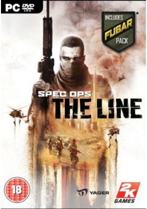 CENEGA Spec Ops: The Line pre XBOX 360 cena od 0,00 €