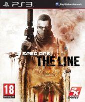 CENEGA Spec Ops: The Line pre PS3 cena od 0,00 €