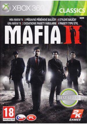 CENEGA MAFIA II pre XBOX 360 cena od 0,00 €