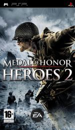 ELECTRONIC ARTS Medal of Honor: Heroes 2 pre PSP