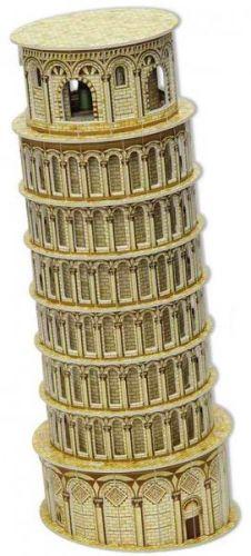 3D puzzle - Šikmá veža cena od 0,00 €